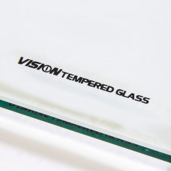 Vision Cage Tempered Glass Door