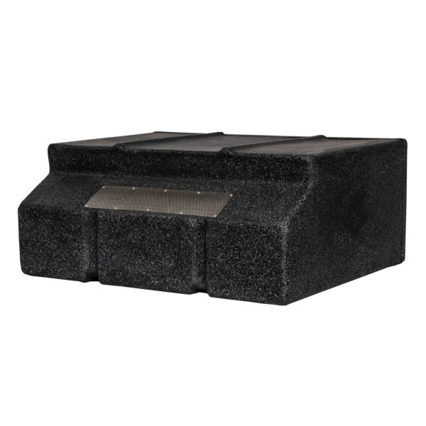Vision Cage Model 221 - Black Granite - Back