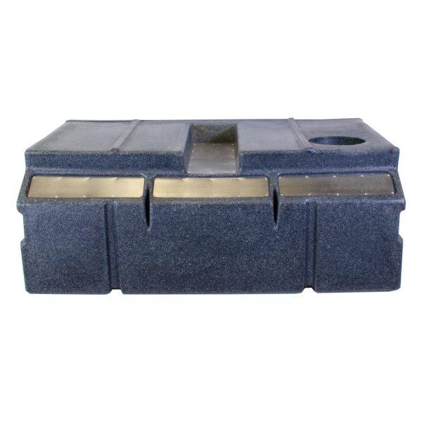 Vision Cage Model 422 - Black Granite - Back