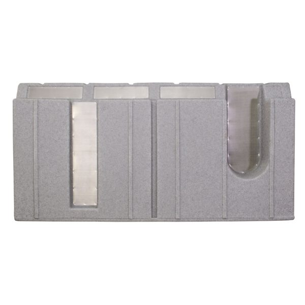 Vision Cage Model 632 - Classic Gray - Top