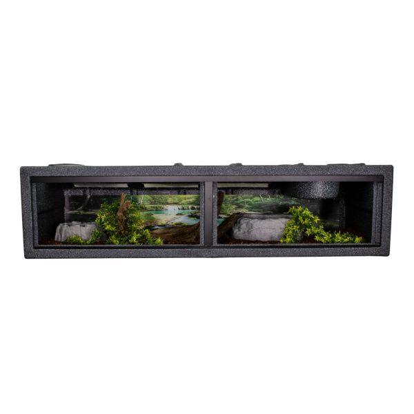 Vision Cage Model 632 - Black Granite