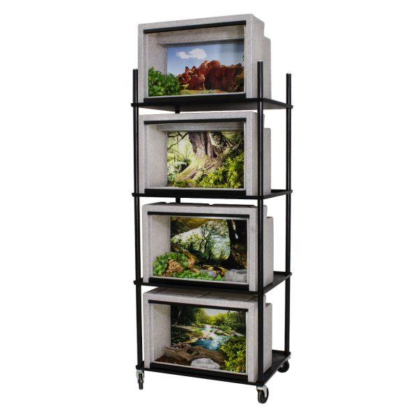 Vision Cage Shelf for Model 215